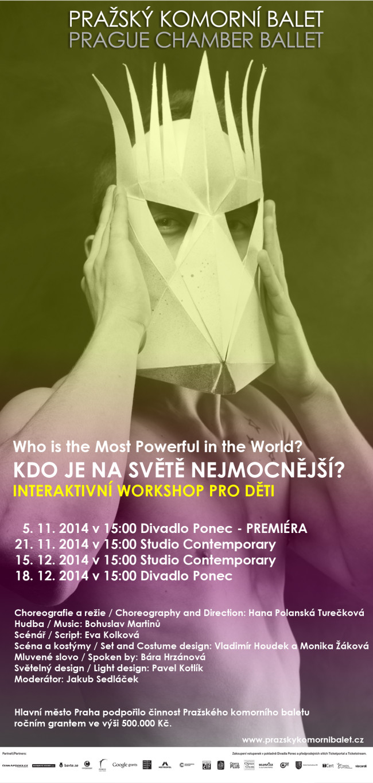 pohádka workshop DL